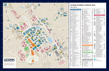 Uconn Storrs Campus Map Maps – East Coast Taiko Conference 2020